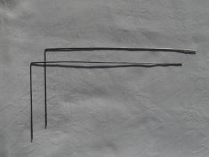 ståltrådspekare