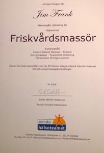 Mitt Diplom